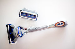 Gillette Skinguard Sensitive -partahöylä